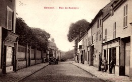 > [95] Val D'Oise > Ermont / RUE DE SANNOIS - Ermont