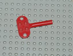 Lego Clé Des Années 1980 Windup Motor Ref  Bb47 - Lego Technic