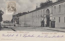 Rochefort-sur-Mer 17 - Casernes Infanterie Et Artillerie Coloniales - Editeur Villatte - Précurseur - Rochefort