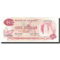 Billet, Guyana, 1 Dollar, KM:21f, NEUF - Guyana
