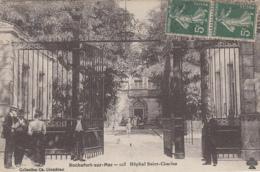 Rochefort-sur-Mer 17 - Entrée Hôpital Saint-Charles - Rochefort
