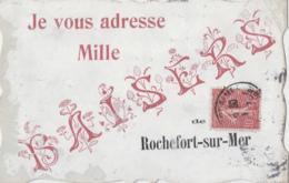 Rochefort-sur-Mer 17 - Fantaisie Mille Baisers - Rochefort