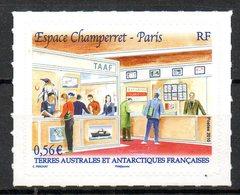 TAAF. N°577 De 2010. Salon Philatélique D'Automne à Paris. - Terres Australes Et Antarctiques Françaises (TAAF)