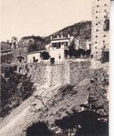 TAORMINA TAORMINE  Palazzo Août 1926 Photo Amateur Format Environ 6,5 Cm X 5,5 Cm - Luoghi