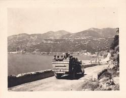 SICLE SICILIA Capo D'OrsoI  Août 1926 Photo Amateur Format Environ 6,5 Cm X 5,5 Cm - Lieux