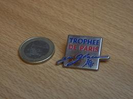 TROPHEE DE PARIS SUR GLACE. ZAMAC. - Car Racing - F1