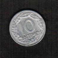 SPAIN  10 CENTIMOS 1959 (KM # 790) #5295 - [ 5] 1949-… : Kingdom