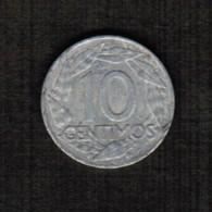 SPAIN  10 CENTIMOS 1959 (KM # 790) #5296 - [ 5] 1949-… : Kingdom
