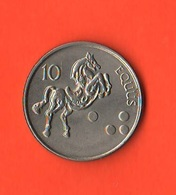 Slovenia 10 Talleri Equis Anno 2000 - Slovenia