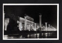 2474-GERMAN EMPIRE-MILITARY PROPAGANDA POSTCARD.Berlin.WWII.DEUTSCHES REICH.Postkarte.Carte Postale - 1939-45