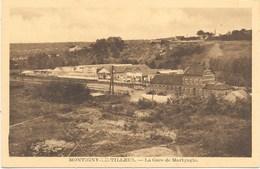 Montigny-le-Tilleul NA16: La Gare De Marbraglo - Montigny-le-Tilleul