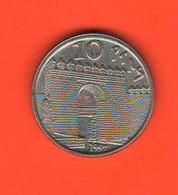 Spagna Spain 10 Pesetas 1997 Sèneca - [ 5] 1949-… : Regno