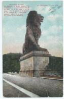 La Gileppe - Le Lion - Dr. Trenkler Co - Gil. 12 - Gileppe (Barrage)