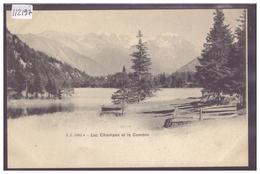 LAC CHAMPEX - TB - VS Valais