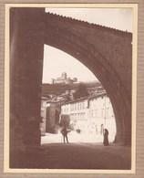 ITALIE ASSISE Septembre 1920 Photo Amateur Format Environ 6,5 Cm X 5,5 Cm - Luoghi