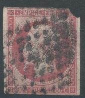 Lot N°49134  N°17B, Oblit Losange M De PARIS - 1853-1860 Napoleon III