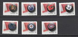 2013 Canada Neuf** N° 2902/08 Sport : Hockey Sur Glace - 1952-.... Règne D'Elizabeth II