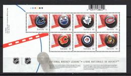 2013 Canada Neuf** N° F 2909 Sport : Hockey Sur Glace - 1952-.... Règne D'Elizabeth II