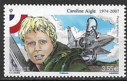 France 2014 Poste Aérienne N° 78, Caroline Aigle, à La Faciale - Poste Aérienne