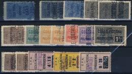 ALGERIE     N°  77  /  79  /  82  ECT - Paketmarken