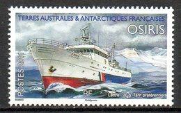 """TAAF. N°594 De 2011. Navire """"Osiris"""". - Navires & Brise-glace"""