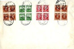 LOCALES  MALAGA LIBERADA Carta Sin Circular  EL324 - Emisiones Nacionalistas