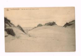 Lombardzijde.De Zee Van In De Duinen Gezien. - Middelkerke