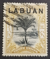 "1897 North Borneo Stamps Overprinted ""Labuan"", British North Borneo, Great Britain Colonies, *,**, Or Used - Nordborneo (...-1963)"
