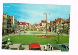 Heist.De Klinkhoorn.Expédié à Bruxelles.Autos.Citroën 2CV. - Knokke
