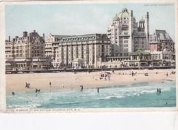 A Group Of Big Hotels Atlantic City - Atlantic City