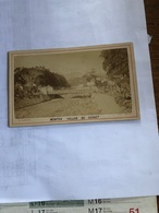 Menton Vallon Du Carrey - Old (before 1900)
