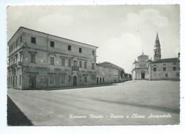 Rossano Veneto Piazza E Chiesa - Italie