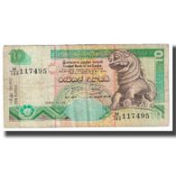 Billet, Sri Lanka, 10 Rupees, 1995, 1995-11-15, KM:115c, TB - Sri Lanka