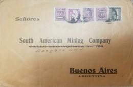 O) 1939 CIRCA -BOLIVIA, COAT OF ARM.- OVERPRINTED SURCHARGE 1b On 2b SC 238 -COMUNICACIONES DECRETO SUPREMO -D.S. 1937, - Bolivia