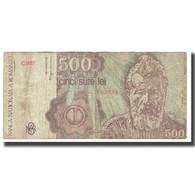 Billet, Roumanie, 500 Lei, 1991, 1991-04-01, KM:98b, TB - Roumanie