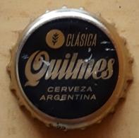 CHAPA DE CERVEZA ARGENTINA QUILMES. USADO - USED. - Cerveza