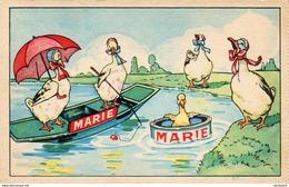 FOIE GRAS MARIE De Dauburon Frères .......... - Publicité