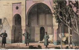 MAROC FES  Hôpital Auvert Interieur- Le Pavillon Des Officiers - Fez (Fès)