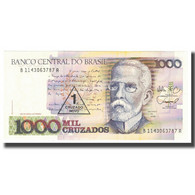 Billet, Brésil, 1 Cruzado Novo On 1000 Cruzados, KM:216a, NEUF - Brasilien