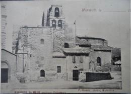 Carte Postale Trés Ancienne De Marseille D'une Cathedrale - Monuments