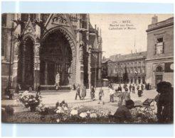 57 METZ - Marché Aux Fleurs - Metz