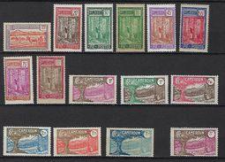 "Cameroun YT 134 à 148 "" Série Complète "" 1926-38 Neuf**/* - Nuevos"