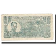 Billet, Viet Nam, 5 D<ox>ng, KM:17a, TB - Vietnam