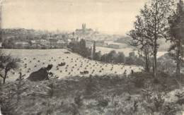 Quedlinburg - Panorama Feldpost 1911 - Quedlinburg