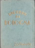 Bologna, Bologne, Carnet De 20 Photos. - Bologna