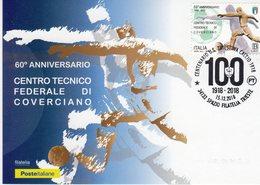 Trieste 2018 - 1918 - 2018  Centenario U.S. Triestina Calcio 1918 - - Manifestazioni