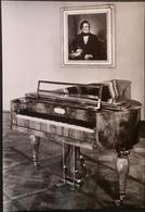 Ak Österreich - Wien - Schubertmuseum - Klavier - Museums