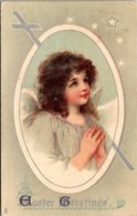 Tucks Easter Post Cards Easter Greetings 1911 - Tuck, Raphael