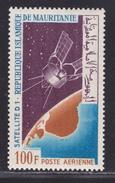 MAURITANIE AERIENS N°   56 ** MNH Neufs Sans Charnière, TB (D2971) Cosmos, Satellite - Mauritania (1960-...)