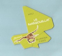 Magnet Brossard Collection Afrique Le Margouillat - Animals & Fauna